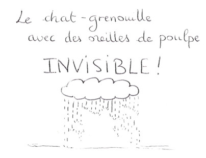 L'Invisible de Mélodie